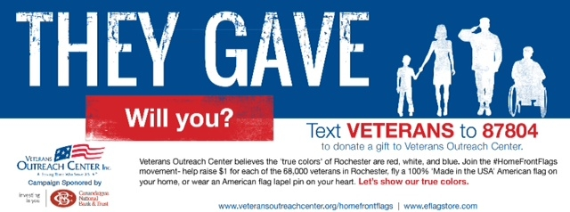 Veterans Outreach Campaign 2013