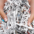 Preventing Identity Theft by Shredding Confidential Documents