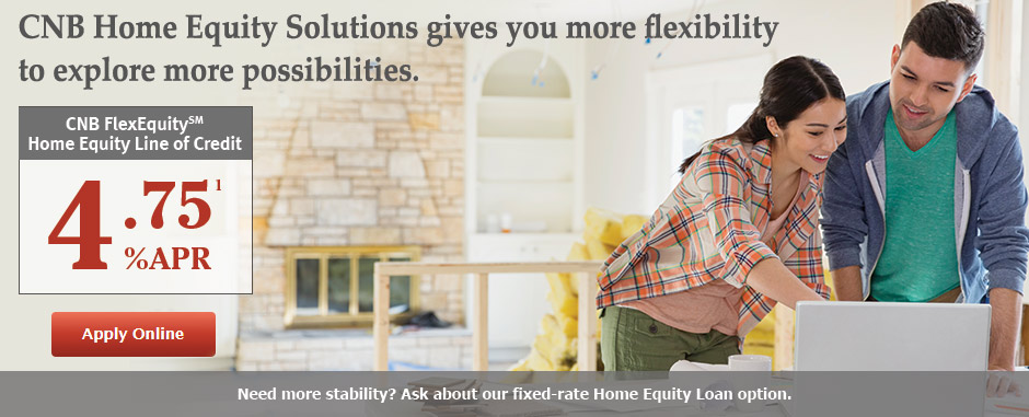 Home Equity Banner
