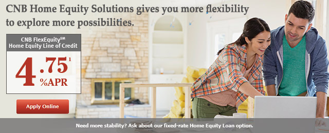 Home Equity Mobile Banner