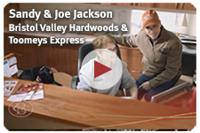 Bristol Valley Hardwoods and Toomeys Express