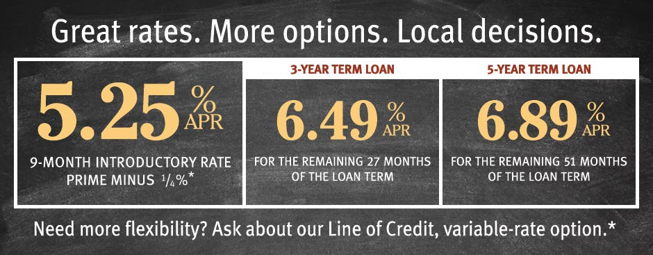 Business Loan Sale Apr19