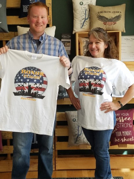 Honor Flight Shirts