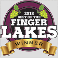 CNB Awarded Best of the Finger Lakes