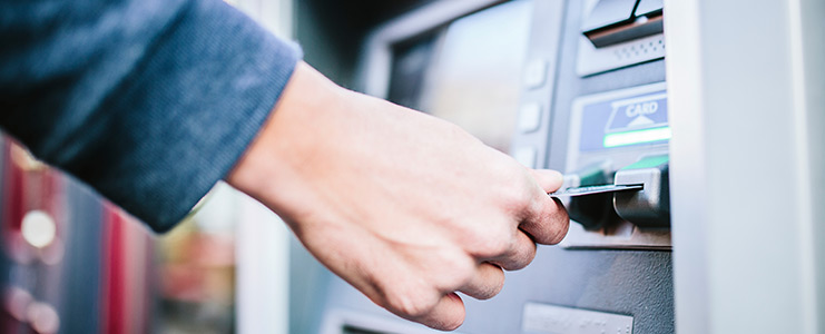 We've expanded our ATM network!